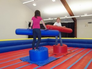 Inflatable Jousting, Akron OH