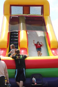 Slides, Inflatables, Akron, OH